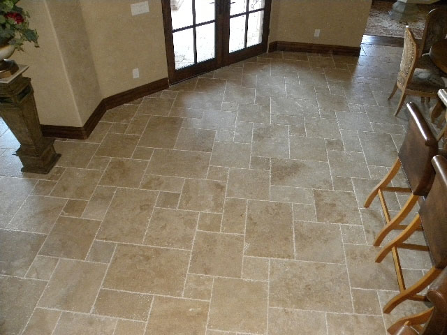 Ivory Beige Travertine Tile Travertine Pavers Houston